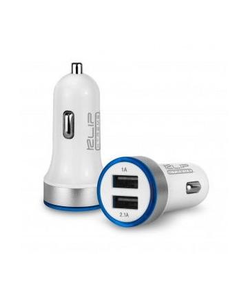 Cargador doble USB auto -...