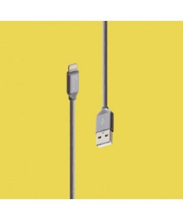 Cable Lightning Acordonado...