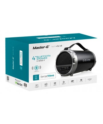Parlante Master-G Bluetooth...